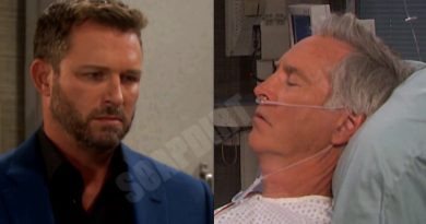 Days of Our Lives Spoilers: John Black (Drake Hogestyn) - Brady Black (Eric Martsolf)