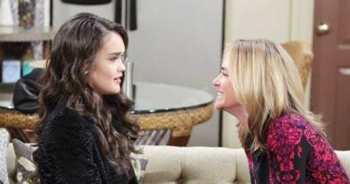 Days of our Lives Spoilers: Eve Donovan (Kassie DePaiva) - Paige Larson (True O'Brien)