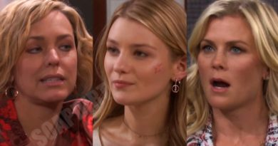 Days of Our Lives Spoilers: Sami Brady (Alison Sweeney) - Nicole Walker (Arianne Zucker) - Allie Horton (Lindsay Arnold)