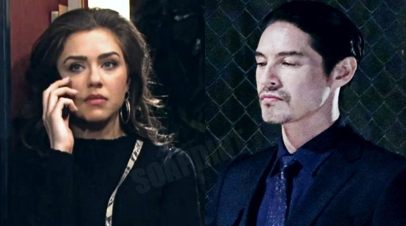 Days of our Lives Spoilers: Ciara Brady (Victoria Konefal) - Vincent (Michael Teh)
