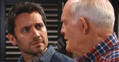 General Hospital Comings And Goings: Dante Falconeri (Dominic Zamprogna) - Mike Corbin (Max Gail)
