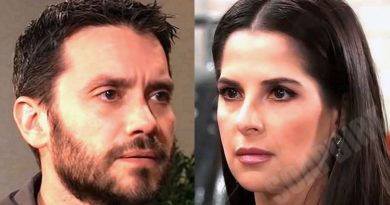 General Hospital Comings And Goings: Dante Falconeri (Dominic Zamprogna) - Sam McCall (Kelly Monaco)
