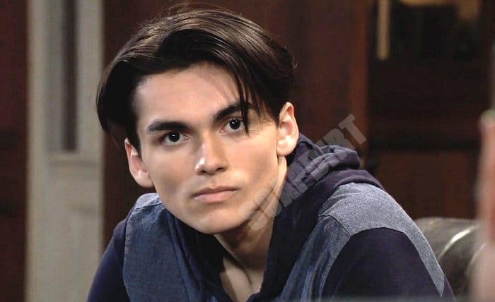 General Hospital: Dev Cerci (Ashton Arbab)