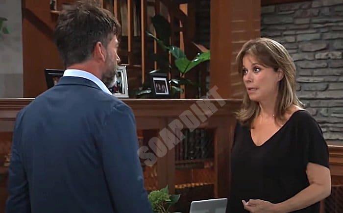 General Hospital Spoilers: Alexis Davis (Nancy Lee Grahn) - Neil Byrne (Joe Flanigan)