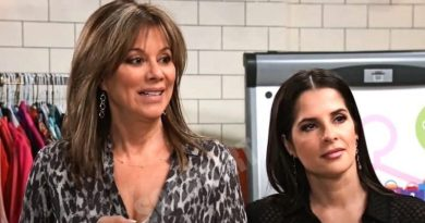 General Hospital Spoilers: Alexis Davis (Nancy Lee Grahn) - Sam McCall (Kelly Monaco)