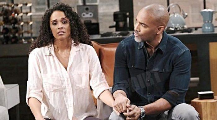 General Hospital Spoilers: Jordan Ashford (Briana Henry) - Curtis Ashford (Donnell Turner)