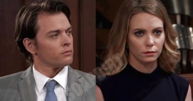General Hospital Spoilers: Michael Corinthos (Chad Duell) - Nelle Hayes (Chloe Lanier)