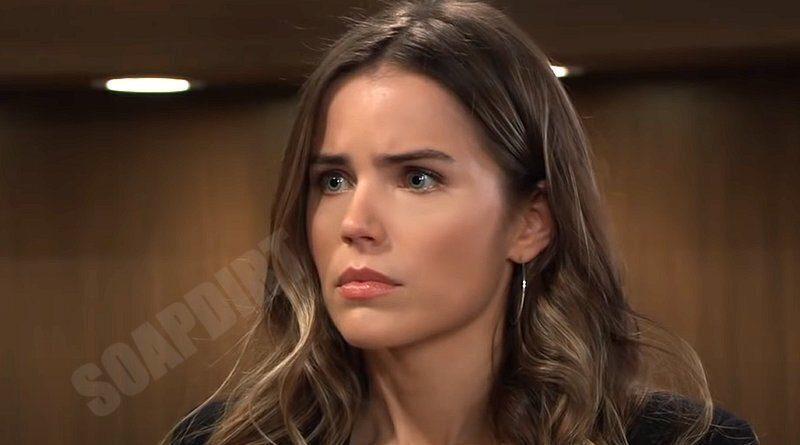 General Hospital Spoilers: Sasha Gilmore (Sofia Mattsson)