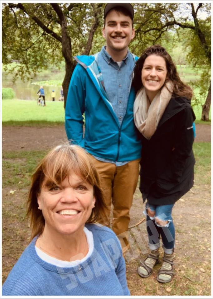 Little People Big World: Amy Roloff - Molly Roloff - Joel Silvius