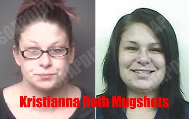 Love After Lockup: Kristianna Roth