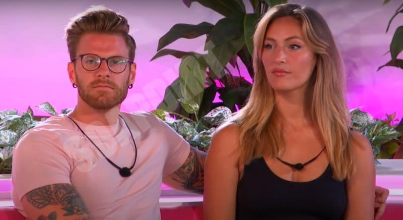 Love Island: Moira Tumas - James McCool