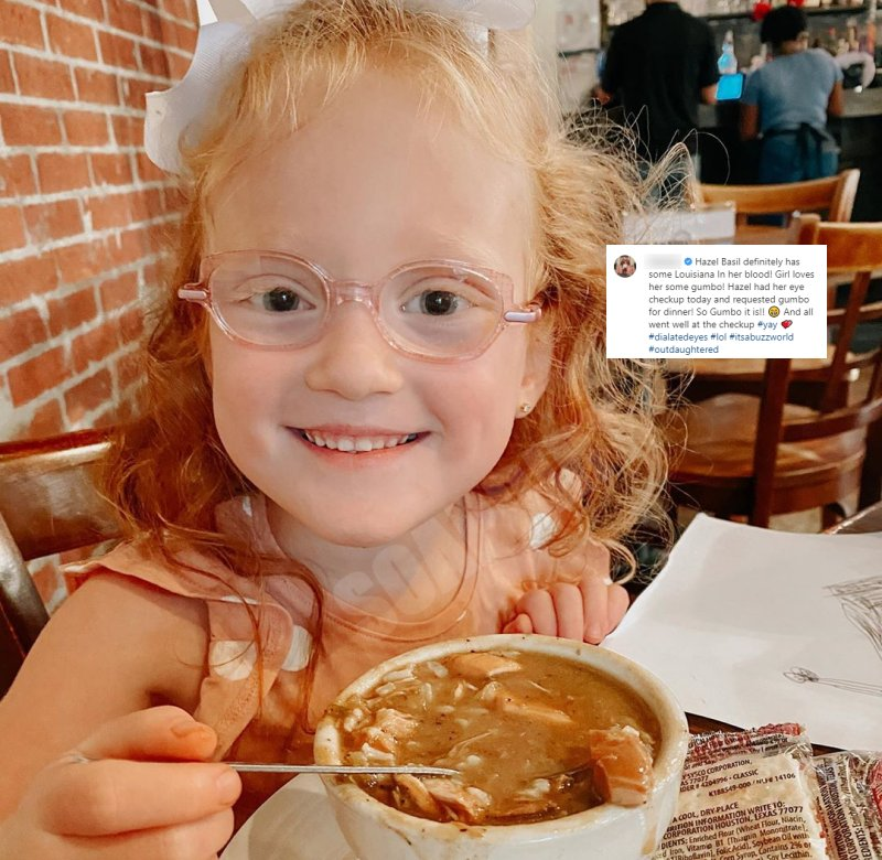 OutDaughtered: Hazel Busby