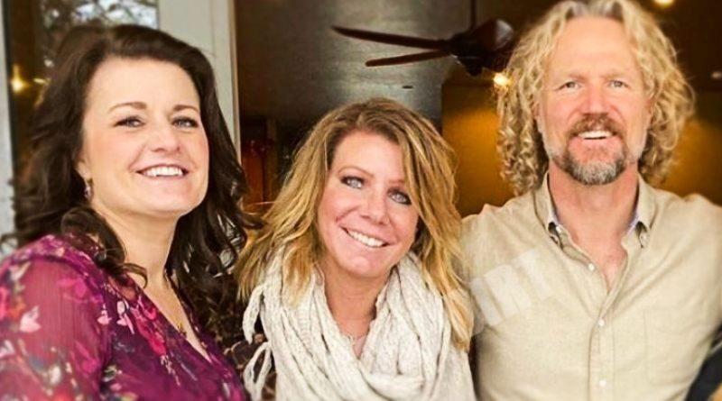 Sister Wives: Robyn Brown - Meri Brown - Kody Brown