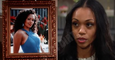 Young and the Restless Spoilers: Amanda Sinclair (Mishael Morgan) - Hilary Curtis