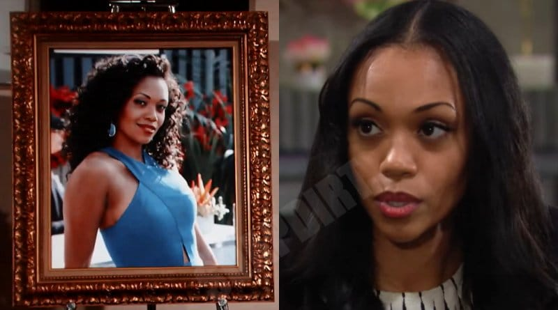 Young and the Restless Comings & Goings: Amanda Sinclair (Mishael Morgan) - Hilary Curtis