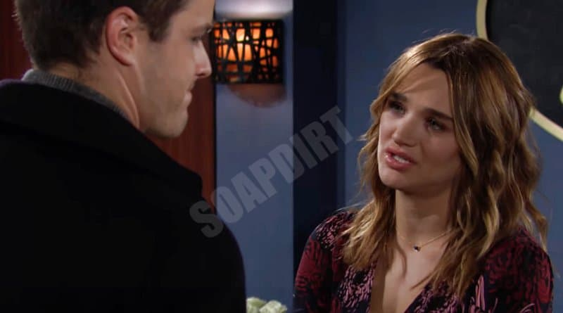 Young and the Restless Spoilers: Kyle Abbott (Michael Mealor) - Summer Newman (Hunter King)