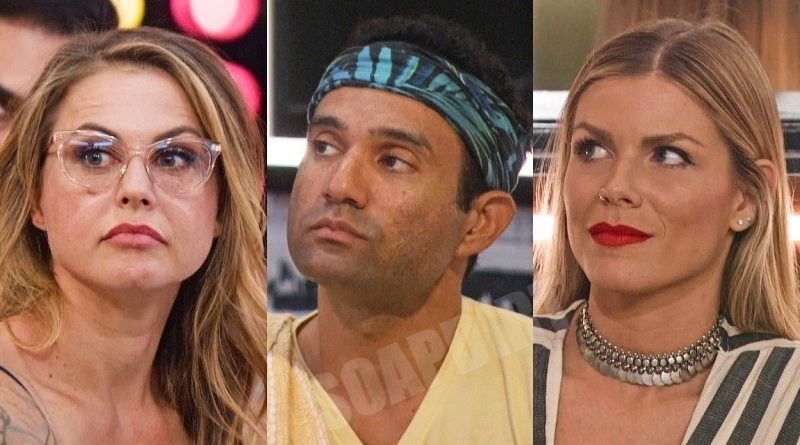 Big Brother: Christmas Abbott - Kevin Campbell - Daniele Donato Briones