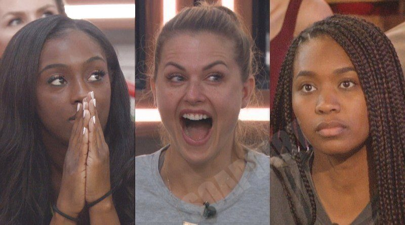 Big Brother: Da'Vonne Rogers - Christmas Abbott - Bayleigh Dayton