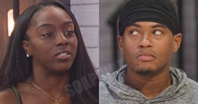 Big Brother: Big Brother: Da'Vonne Rogers - David Alexander