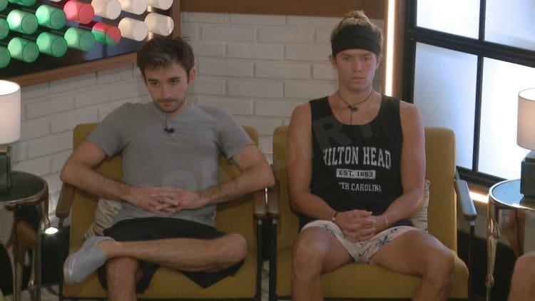 Big Brother: Tyler Crispen - Ian Terry