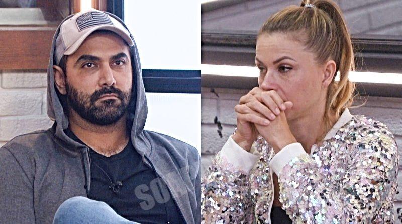 Big Brother spoilers: Kaysar Ridha - Christmas Abbott