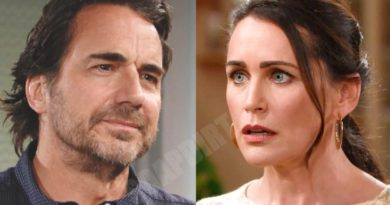 Bold and the Beautiful Spoilers: Quinn Fuller (Rena Sofer) - Ridge Forrester (Thorsten Kaye)