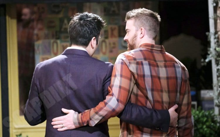 Days of Our Lives Comings & Goings: Will Horton (Chandler Massey) - Sonny Kiriakis (Freddie Smith)