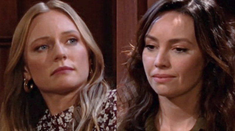 Days of our Lives Spoilers: Abigail-Deveraux - (Marci Miller) - Gwen Rizczech - (Emily OBrien)