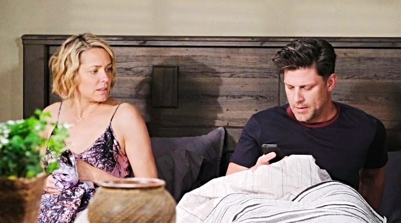 Days of our Lives Spoilers: Eric Brady (Greg Vaughan) - Nicole Walker (Arianne Zucker)