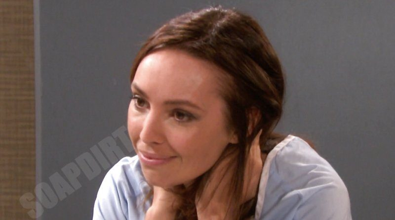 Days of our Lives Spoilers: Gwen Rizczech - (Emily O'Brien)