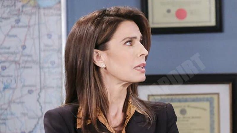 Days of our Lives Spoilers: Hope Brady (Kristian Alfonso)
