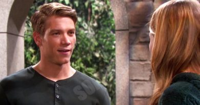 Days of our Lives Spoilers: Allie Horton (Lindsay Arnold) - Tripp Dalton (Lucas Adams)