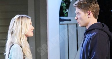 Days of our Lives Spoilers: Tripp Dalton (Lucas Adams) - Claire Brady (Isabel Durant)