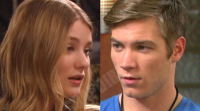 Days of our Lives Spoilers: Tripp Dalton (Lucas Jones) - Allie Horton (Lindsay Arnold)