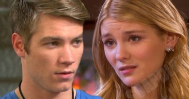 Days of our Lives Spoilers: Tripp Dalton (Lucas Adams) - Allie Horton (Lindsay Arnold)