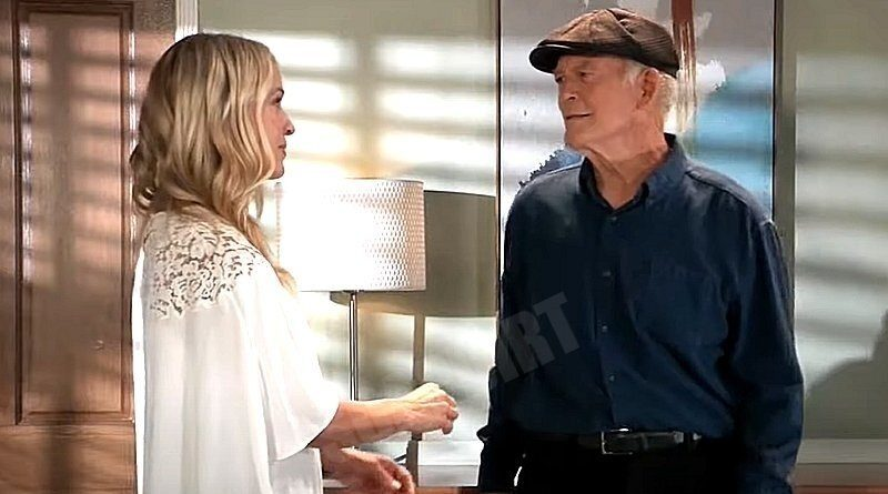 General Hospital Comings And Goings: Courtney Matthews (Alicia Leigh Willis) Mike Corbin (Max Gail)