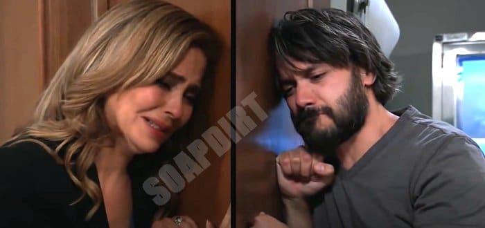 General Hospital: Dante Falconeri (Dominic Zamprogna) - Olivia Falconeri (Lisa LoCicero)