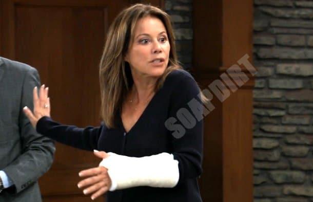 General Hospital Spoilers: Alexis Davis (Nancy Lee Grahn)