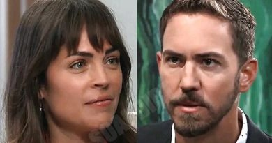 General Hospital Spoilers: Britt Westbourne (Kelly Thiebaud) - Peter August (Wes Ramsey)