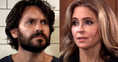 General Hospital Spoilers: Dante Falconeri (Dominic Zamprogna) - Olivia Falconeri (Lisa LoCicero)