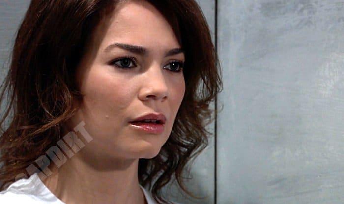 General Hospital Spoilers: Elizabeth Webber (Rebecca Herbst)