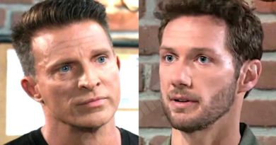 General Hospital Spoilers: Jason Morgan (Steve Burton) - Brando Corbin (Johnny Wactor)