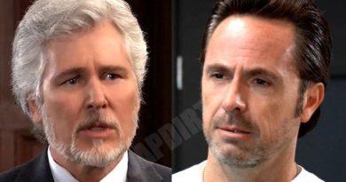 General Hospital Spoilers: Martin Gray (Michael E Knight) - Julian Jerome (William deVry)