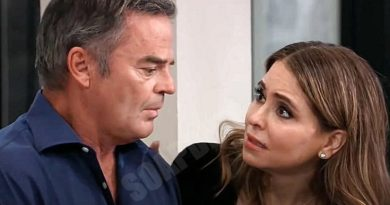 General Hospital Spoilers: Ned Quartermaine (Wally Kurth) - Olivia Falconeri (Lisa LoCicero)