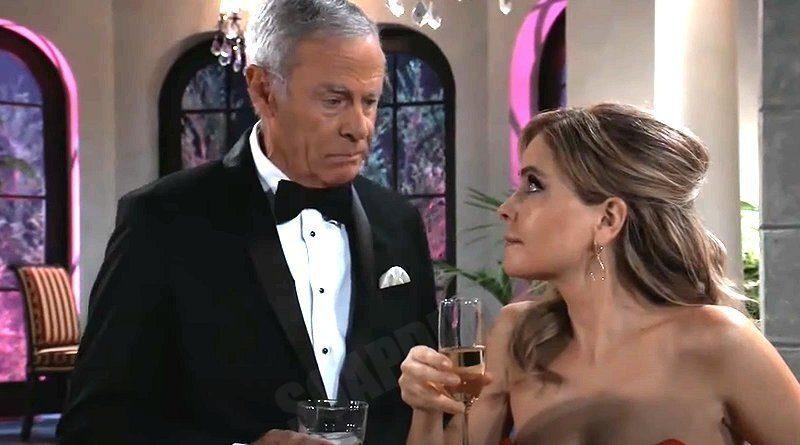 General Hospital Spoilers: Olivia Falconeri (Lisa LoCicero) - Robert Scorpio (Tristan Rogers)
