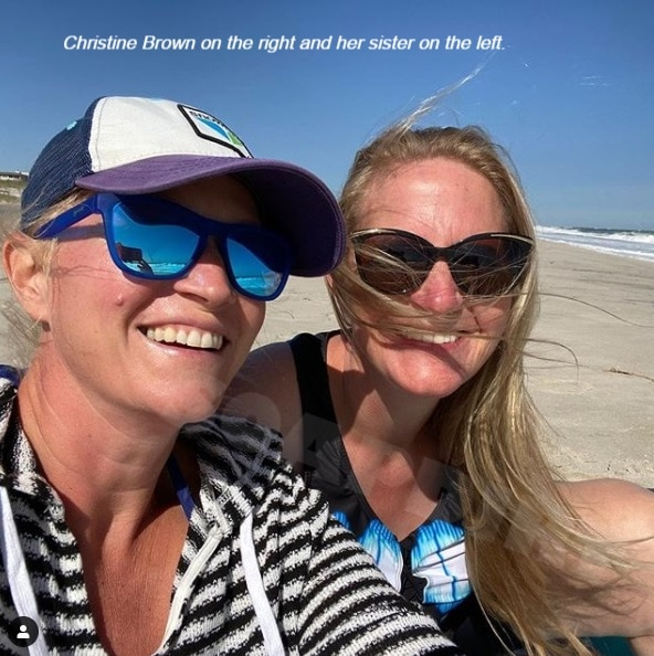 Sister Wives: Christine Brown and her Sister from New Jersey