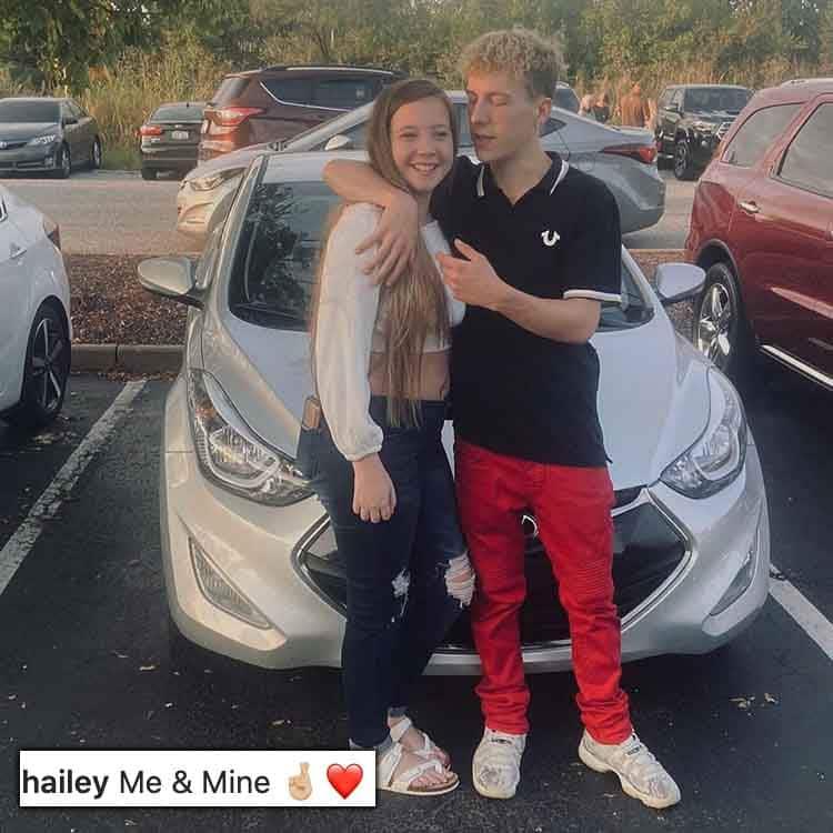 Unexpected: Hailey Tomlinson - Darren