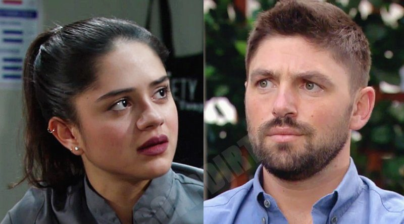 Young and the Restless Leak: Noah Newman (Robert Adamson) - Lola Rosales (Sasha Calle)