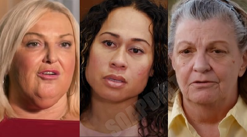 90 Day Fiance: Debbie Johnson - Tammy Acosta - Angela Deem- Happily Ever After Tell All