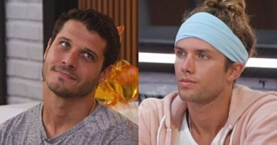 Big Brother: Tyler Crispen - Cody Calafiore